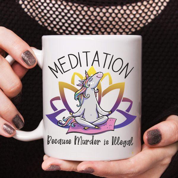 Mug meditation